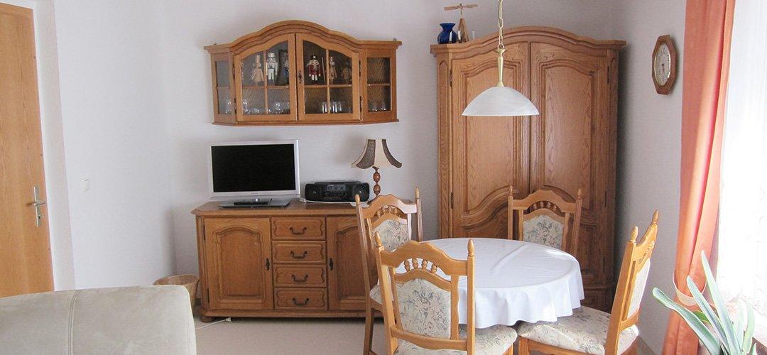 Wohnzimmer Wohnung A